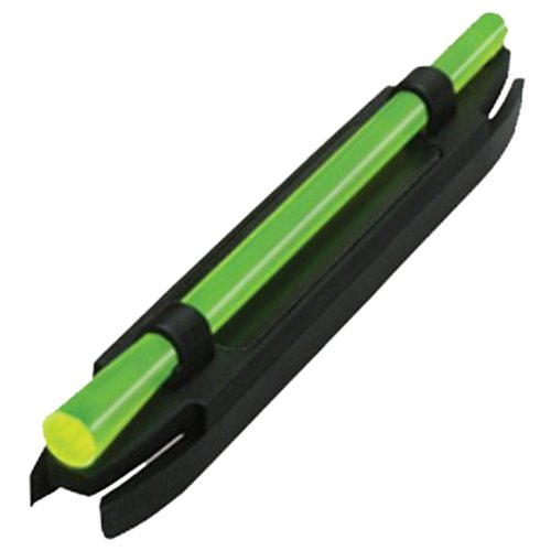 Hi-Viz Ultra Narrow Magnetic Shotgun Sight - Green