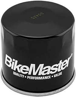 BikeMaster Black Oil Filter for Suzuki VS800 Intruder 2005-2012