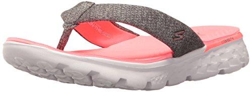 Skechers On-The-go 400-Vivacity, Sandalias Flip-Flop para Mujer