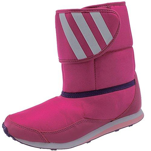 Adidas Neo Seneo Snowstripes K Winterboots F38854 Pink (37 1/3)