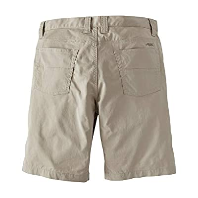 Mountain Khakis Mens LoDo Slim Fit Short: Outdoor Summer Casual Hiking Shorts, Freestone, 32W 8In