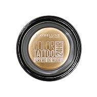 Maybelline Color Tattoo 24Hr Eyeshadow Creamy Matte 93 Crème De Nude