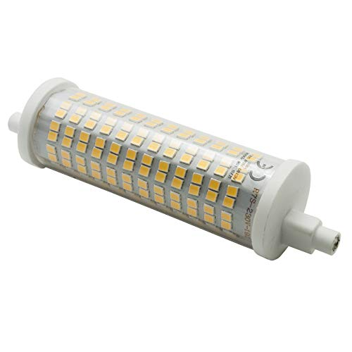 Lampada LED R7S SLIM 118 mm 18 WATT 2000 LUMEN luce naturale 4000 K non dimmerabile