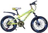 Kinderfahrräder Mountainbike Außenbergstudenten Fahrrad Erwachsene Kinder...
