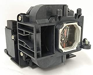 Diamond Lamp 456-6640W for DUKANE Projector with a Ushio Bulb Inside housing
