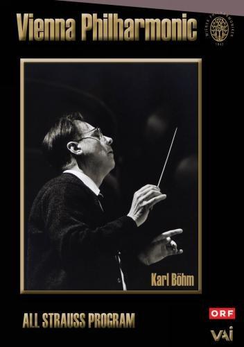 Karl Bohm Conducts Vienna Philharmonic: All Strauss Program (1963)