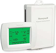 Honeywell YTH9421C1002 Visionpro IAQ Touch Screen 7-Day Programmable Thermostat, Version 2