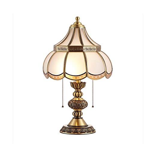 TDJJZHXYP Mesita de luz Lámparas - Mesilla de Noche Moderna Lámparas, Escritorio Simple Lámparas for el Dormitorio, Sala de Estar, Oficina