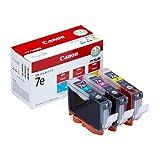 Canon インクタンク BCI-7e 3色 (C/M/Y) マルチパック BCI-7E/3MP
