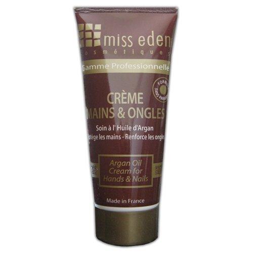 Miss Eden - Crème soin mains et ongles à l'huile d'Argan - 100 ml