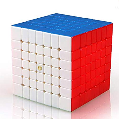 X-Man Design Spark 7X7 M stickerless Speed Cube Qiyi Spark Magnetic