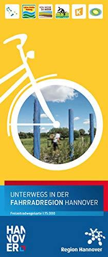 Unterwegs in der Fahrradregion Hannover: Freizeitradwegekarte