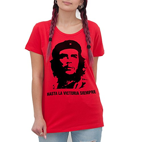 Brain Factory T-Shirt Hasta La Victoria Siempre Che Guevara – by XS Rouge