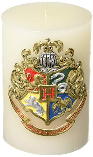 Harry Potter Hogwarts Sculpted Insignia Candle (Harry Potter Candle)