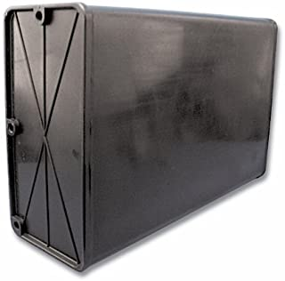 Valterra Black R8030 ABS Fresh Water Tank-15 Gallon