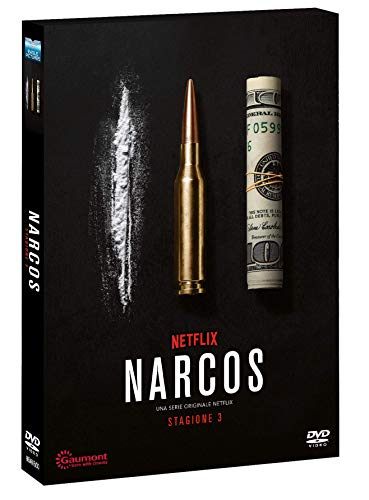 Narcos St.3 (Box 4 Dv)