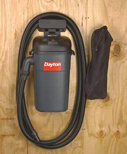 DAYTON Wet/Dry Vacuum Air Flow 120 cfm 5-1/2 HP