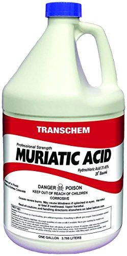 Sunbelt Chemicals 1 Muriatic Acid