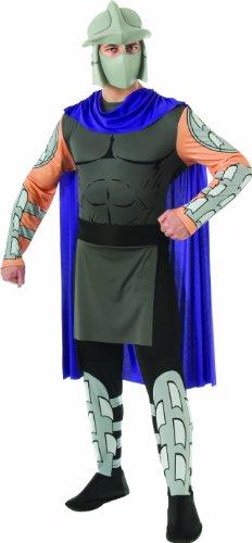 Nickelodeon Ninja Turtles Adult Shredder and Accessories, Multicolor, Standard Costume