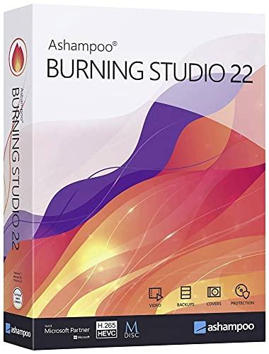 Markt + Technik Verlag Studio 22 - Brennen, Kopieren, Rippen für Windows 10, 8.1, 7|Standard|1|unbegrenzt|PC|Disc|Disc
