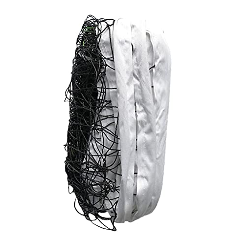 Oxatscr Volleyball-Netz Einstellbare Faltbare Bewegliches Badminton Net Set Easy Setup Für Court Innen- Oder Im Freien