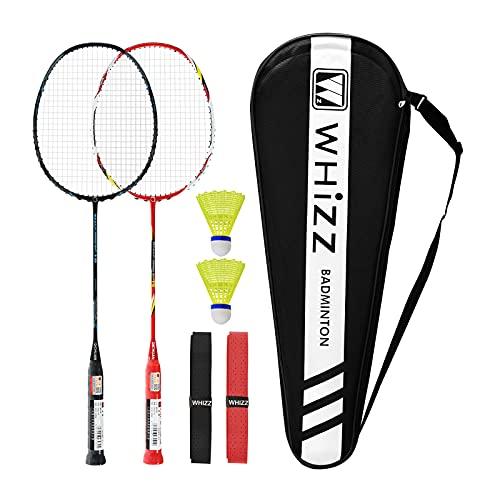 Whizz Y5Y6 Badmintonschläger-Set