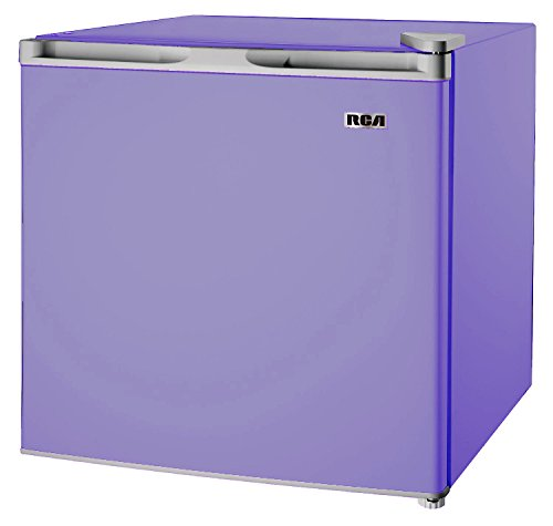 RCA RFR160-Purple Fridge, 1.6 Cubic Feet, Purple
