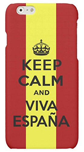 Funda Carcasa Keep Calm Viva España para Xiaomi Redmi Mi5 Mi 5 plástico rígido