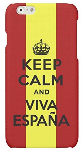 Funda carcasa Keep Calm Viva España para Samsung Galaxy S5 plástico rígido: Amazon.es: Electrónica