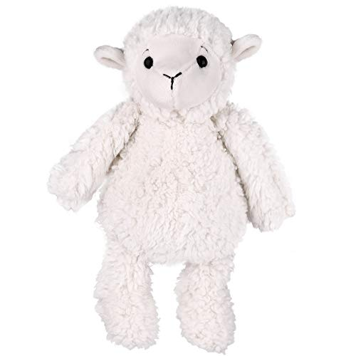 12' Lamb Stuffed Animal Plush, Cuddly Stuffed Lamb Plush Toys for Nursery Decor, Lovely Fluffy Sheep Stuffed Animals, Birthday Thanksgiving Day Christmas Day Gifts for Kids, Girls
