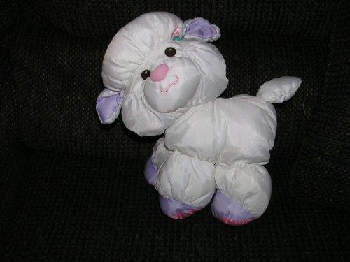 Fisher Price Puffalumps 11' Puffalump White Lamb
