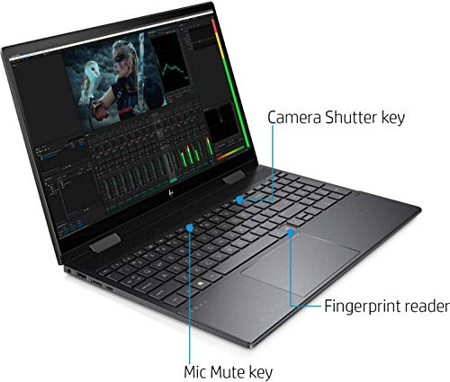 Comparison of HP Envy x360 2-in-1 (15M-EE0023DX) vs Toshiba Satellite L55 (:715407512789)
