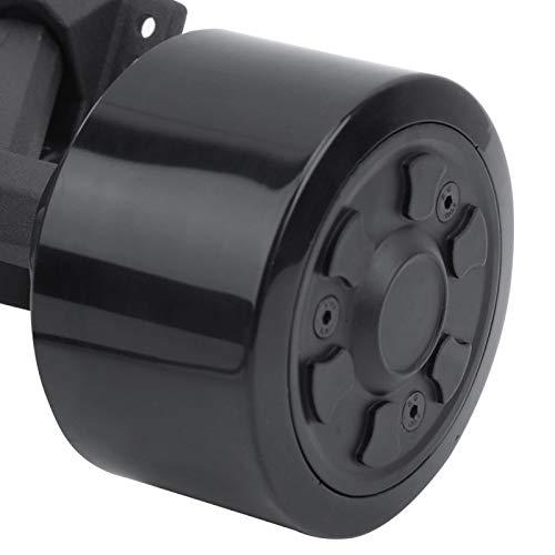 Okuyonic Monopatín de 90 mm Motor de Rueda sin escobillas CC Motor de Cubo de monopatín sin escobillas CC Potente Motor de Cubo de monopatín de Cuatro Ruedas de Alta eficiencia para monopatín