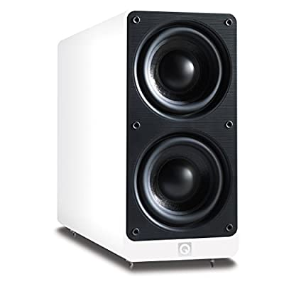 Q ACOUSTICS 2070si Active Subwoofer (Gloss White) from Q Acoustics