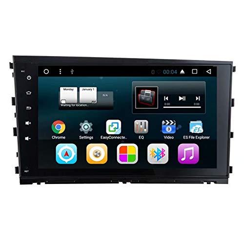 TOPNAVI 10,1 Pouces 2Din Stéréo de Voiture pour Hyundai Mistra 2014 2015 2016 Android 7.1 Auto Stéréo Voiture GPS de Navigation tête unissent avec Quad Core 32 Go ROM WiFi 3G RDS Lien Miroir BT
