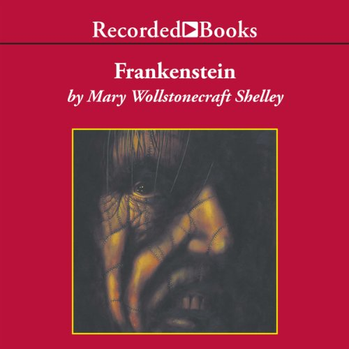 Frankenstein or, The Modern Prometheus  cover art