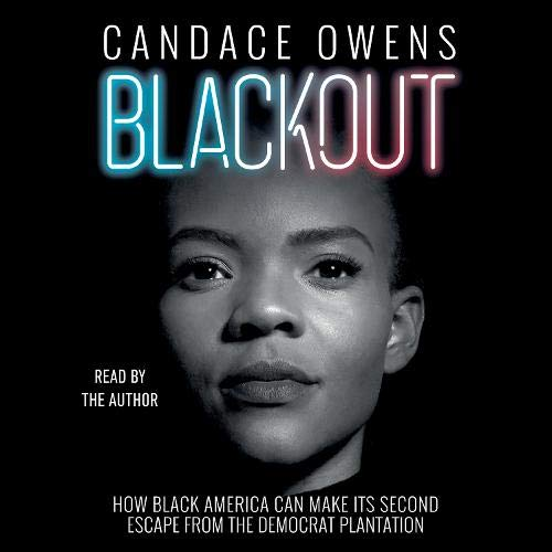 Blackout  By  cover art