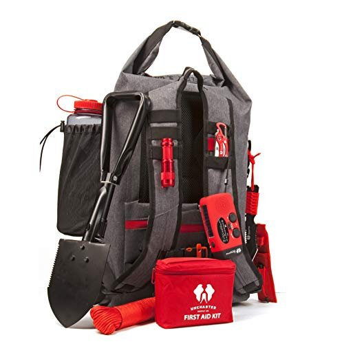 Uncharted Supply Emergency Survival Backpack