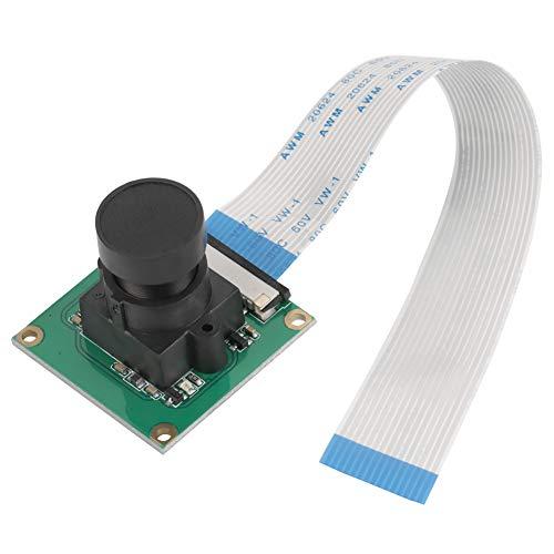 Kameramodul, Kameramodul für Raspberry Pi, 5 Millionen Pixel Nachtsicht-Kameramodul-Platine für Raspberry Pi B 3/2, 32 * 32 mm