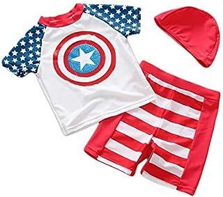 Captin Swimwear set for kids (3 pcs)