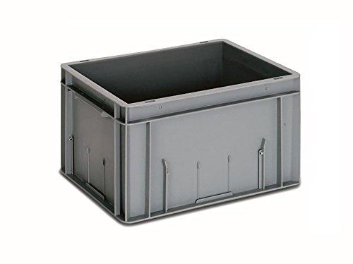 gcip-rako gc403023p Container, Rako-, PP, 400mm x 300mm x 235mm, grau