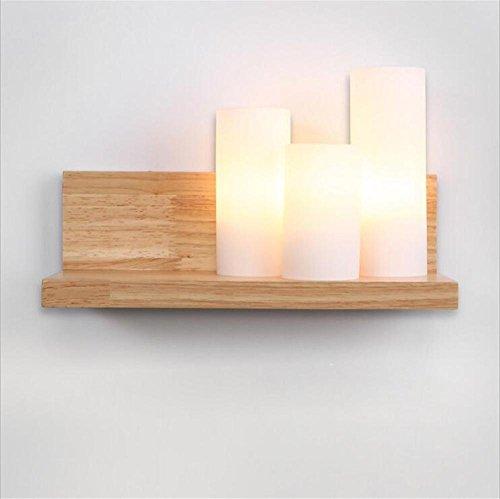 NIHE salon éclairage des allées balcon murale E27 lampe LED mur chambre lampe de chevet créatif de la mode