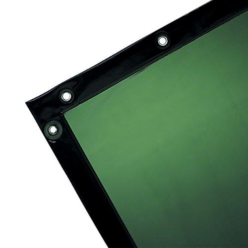 Revco 6X6VF1-ORA Saf-Vu Welding Screen With Frame