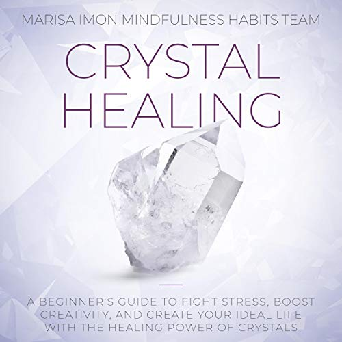 Crystal Healing cover art