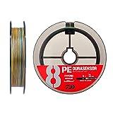 UVF PEデュラセンサーX8+Si2 150m 0.8号