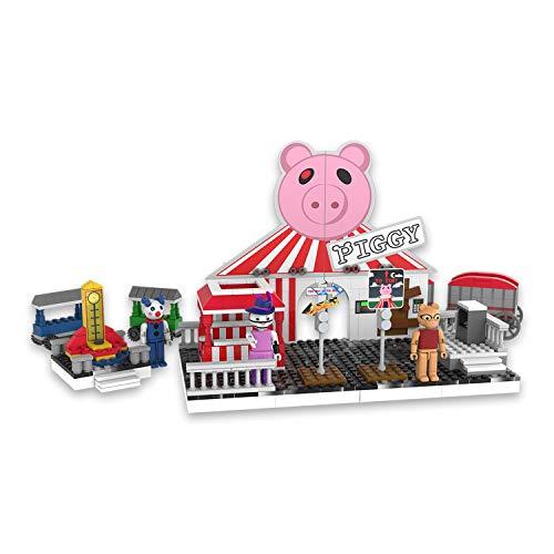 PIGGY Carnival Deluxe Construction Set (356 Pieces)