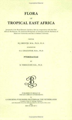 Flora of tropical East Africa - Pteridaceae (2002)