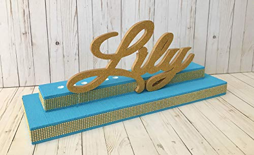 Sweet 16 Candelabra, Bar Mitzvah, Bat Mitzvah, Name Stand, Candle Ceremony, Candle board, Candleholder with Glitter Name