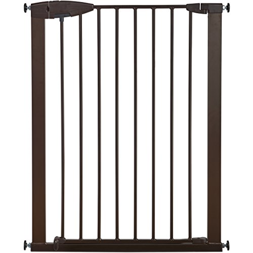 41F50hpM6uL The 7 Best Pressure Mounted Baby Gates of [2021 Review]