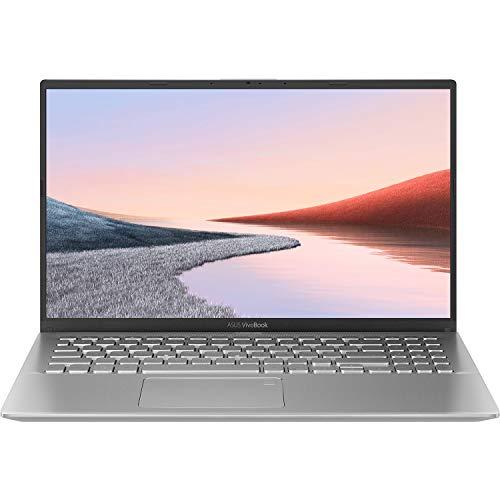 "ASUS VivoBook Ultrabook Laptop (2021 Latest Model), 15.6"" FHD Display, Intel Core i3-1005G1 Processor, 20GB RAM, 256GB SSD, Backlit Keyboard, Fingerprint Reader, Webcam, HDMI, Bluetooth, WiFi, Win 10"